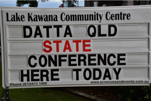 2018 DATTA Qld Conference