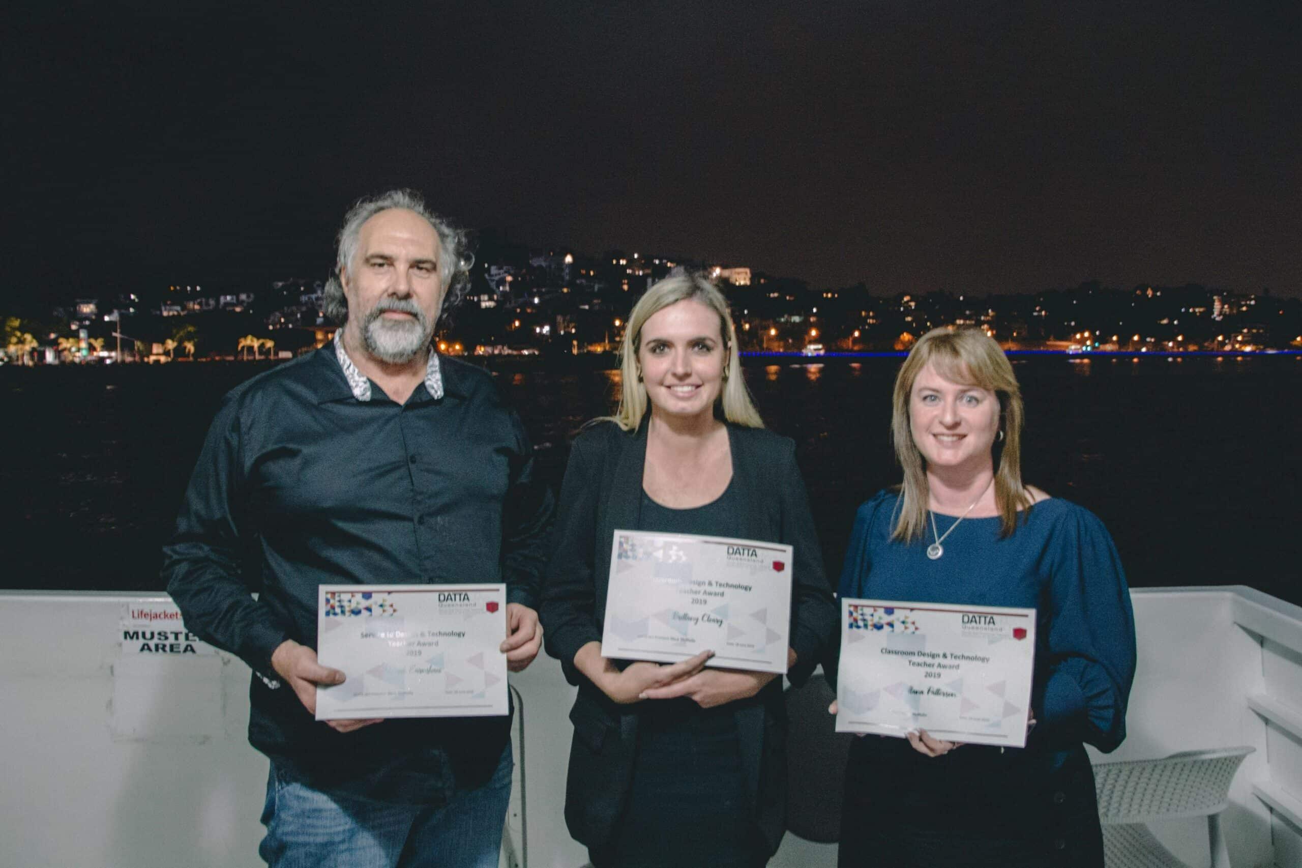 2019 DATTA QLD Award Winners
